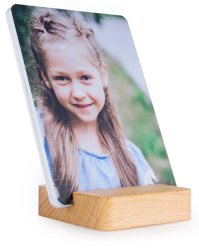 zno little prints stand photo stand